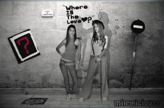 luv u bitch!!(L) : Bad girls? Not, just us.   unusual girls? Yeah, we are.  flogger girls? Not, intelligent persons.   crazy gilrs? Oh yeah, sometimes we are a little out of control.     What the hells?!? I mean, we are just being what we wanna be  = intelligent girls with a very good mind and incredible ideas with a very good perspective of the world that surrounds us                                *you used to call me your angel, said i was sent straight down from heaven*          kisses…