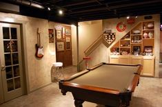 Man Cave in the basement