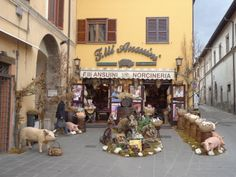 In Norcia