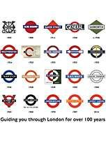 A useful square pot stand featuring historic roundel designs. Exclusive to London Transport Museum. Hidden London, London Transport Museum, Museum Shop, London Underground, Adult Children, Childrens Books, Transportation, Coasters, History