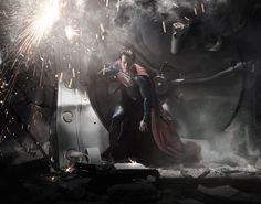 "Henry Cavill - Superman / Clark Kent in ""Man of Steel"" (2013)"
