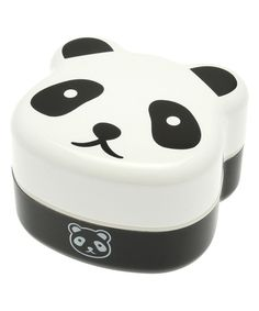 Look at this Kotobuki Trading Panda Bento Two-Tier Bento Box on #zulily today!