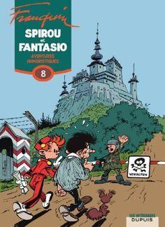 Fan de Spirou et Fantasio ? Découvrez les nouveautés ainsi que tous les tomes de la série à -5% et livrés gratuitement.  Spirou et Fantasio, Tome 8 : Aventures humoristiques : 1961-1967 de André Franquin, http://www.amazon.fr/dp/2800144831/ref=cm_sw_r_pi_dp_ZeIGrb1G7V6PV