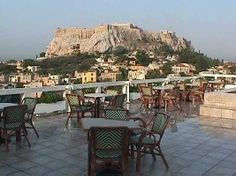 Greece - Athens hotel guide