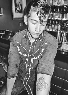 Sheffield//let's all take a minute to properly appreciate Alex Turner