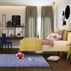 0a25c0523c0a0 A delightful bedroom for kids or teenagers Kids Bedroom Designs