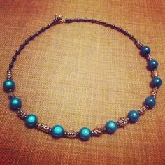 Turquoise miracle beads