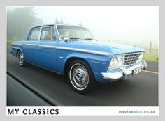 1965 STUDEBAKER DAYTONA  classic car
