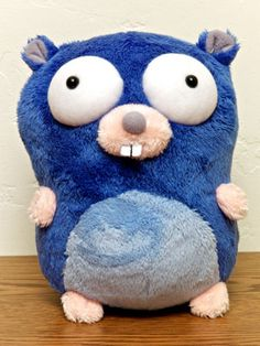 GoLang gopher: want