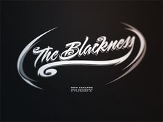 Dribbble - The Blackness - New Zealand Rugby by Fraser Davidson