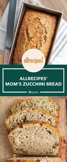 Post Image Zucchini Bread Muffins, Zuchinni Bread, Best Zucchini Bread, Zucchini Bread Recipes, Recipe For Mom, Recipe Using, Most Popular Recipes, Favorite Recipes, Egg Dish