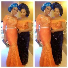 2015 Aso-Ebi Styles & Trends are going to be hot! But you don't need to worry because we will…