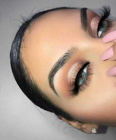 Soft rosy smokey eye makeup tutorial « beauty my Makeup Goals, Makeup Inspo, Makeup Inspiration, Makeup Tips, Cute Makeup, Gorgeous Makeup, Pretty Makeup, Cutcrease Tutorial, Sexy Make-up