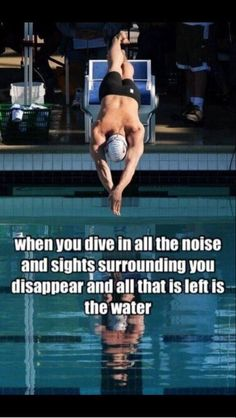 Leave it all in the pool