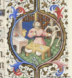 Book of Hours, MS M.359 fol. 145r - Images from Medieval and Renaissance Manuscripts - The Morgan Library & Museum