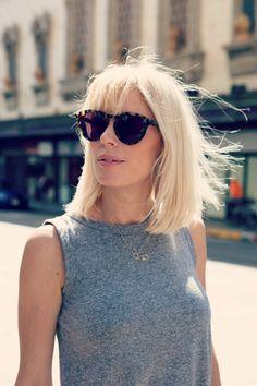 Jennie Hammar, Swedish journalist living in LA