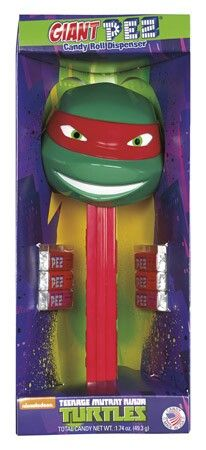 Giant Ninja Turtle PEZ