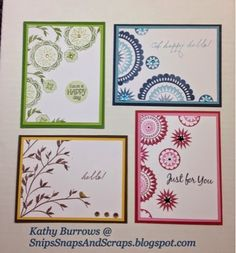 Snips, Snaps, and Scraps: February Stamp of the Month