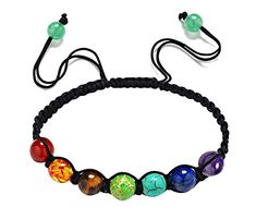 Cheap bead bracelet, Buy Quality stone bead bracelet directly from China bangle jewelry Suppliers: 7 Chakra Healing Balance Braided Lava Yoga Reiki Prayer Stones Beads Bracelet Bangle Jewelry Bijouterie Accessories Chain Gift