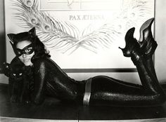Lee Merriweather / Catwoman / Batman 1966