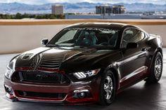 Ford reveals 2015 Mustang King Cobra kit