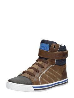 b803122ff79 jongens klittenbandschoenen. Keq hoge jongens schoenen ...