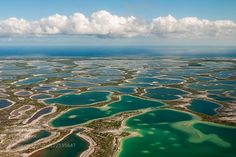 kiritimati in during the nuclear testing period bridges point is at the central upper margin bathing lagoon beach kiritimati christmas island kiribati