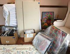 Robin Rosenthal Art: Preparing for an Art Show