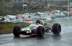 Dan Gurney in a Brabham at the Dutch Grand Prix held at Zandvoort in He would retired 63 laps. Grand Prix, Jochen Rindt, Dan Gurney, Gilles Villeneuve, Race Engines, Formula E, Photo Search, Indy Cars, F1 Racing