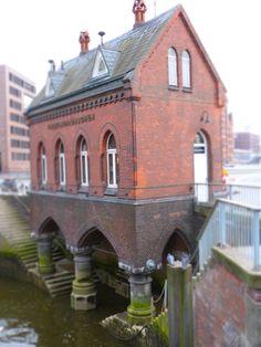 Fleetschlösschen Hamburg Speicherstadt