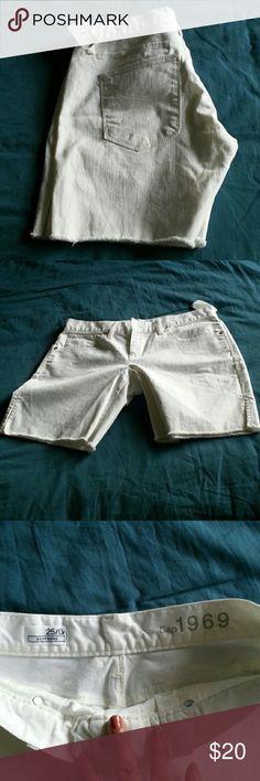 Gap 1969 boyfriend shorts Gap 1969 boyfriend shorts. NWT. GAP Shorts