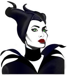 Maleficent Photoshop e AI