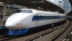 東海道・山陽新幹線 100系 Japan Train, Rail Train, High Speed Rail, Rail Transport, Train Pictures, Speed Training, Train Set, Train Travel, Train Station