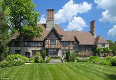 Mel Gibson's Old Mill Farm Estate Tudor
