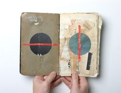 collage book SUNDRY SULLEN