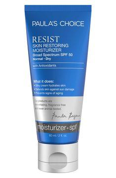 Fantastic and Helpful Juice Strategies For juicing for beautiful skin Paula's Choice Resist, Facial Sunscreen, Best Sunscreens, Moisturizer With Spf, Sensitive Skin, Routine, Skin Care, Juicing, Nova