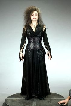Bellatrix Lestrange Fugative From Azkaban and is Hot ;)