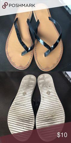 Merona target black patent sandals flip flops Offers welcomed Merona Shoes Sandals