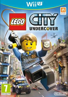Big deal Lego City: Undercover - Nintendo Wii U discover this and many other bargains in Crazy by Deals, we bring daily the best discounts for you Wii U Games, Lego Games, Sf Games, Legos, Lego City Undercover, Lego Police, Lego Videos, Luigi's Mansion, New Video Games