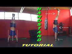 afj777 sport videos: Como hacer el PINO o HANDSTAND - Tutorial básico