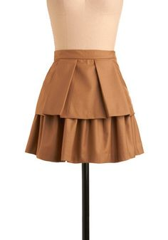 Need a knockoff version of this skirt...someone must make a pattern!