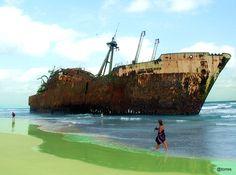 Shipwrecks in Cape Verde