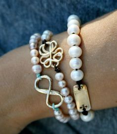 lilou.pl Pretty Little, Bracelet Watch, Pandora, Jewels, Watches, Bracelets, Stuff To Buy, Clocks, Inspiration