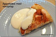 Äppelkaka med vaniljvisp – bara 4 ProPoints | Bambi