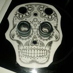 Sugar skull volder