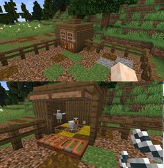 Chicken Coop Ideas 717901996837766149 - Made a more realistic approach on a chicken coop. Any suggestions (especially for a nice roof) ? : Minecraft Source by captainkoper Minecraft Roof, Cute Minecraft Houses, Minecraft Houses Survival, Minecraft Castle, Minecraft Plans, Amazing Minecraft, Minecraft Houses Blueprints, Minecraft Construction, Minecraft House Designs