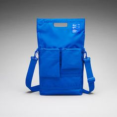 Customizable Computer Bags $50 available in tons of colors, you can customize to carry your gadgets how you want by adding or taking off the pouches. http://fab.com/2f5g7z