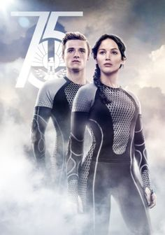Hunger Games Catching Fire Movie Poster Puzzle Fun-Size 120 pcs