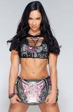 AJ Lee Just cut a sharp promo on the divas of Raw, I think credit is due.