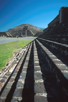 Aztec Ruins, Teotihuacan, Mexico